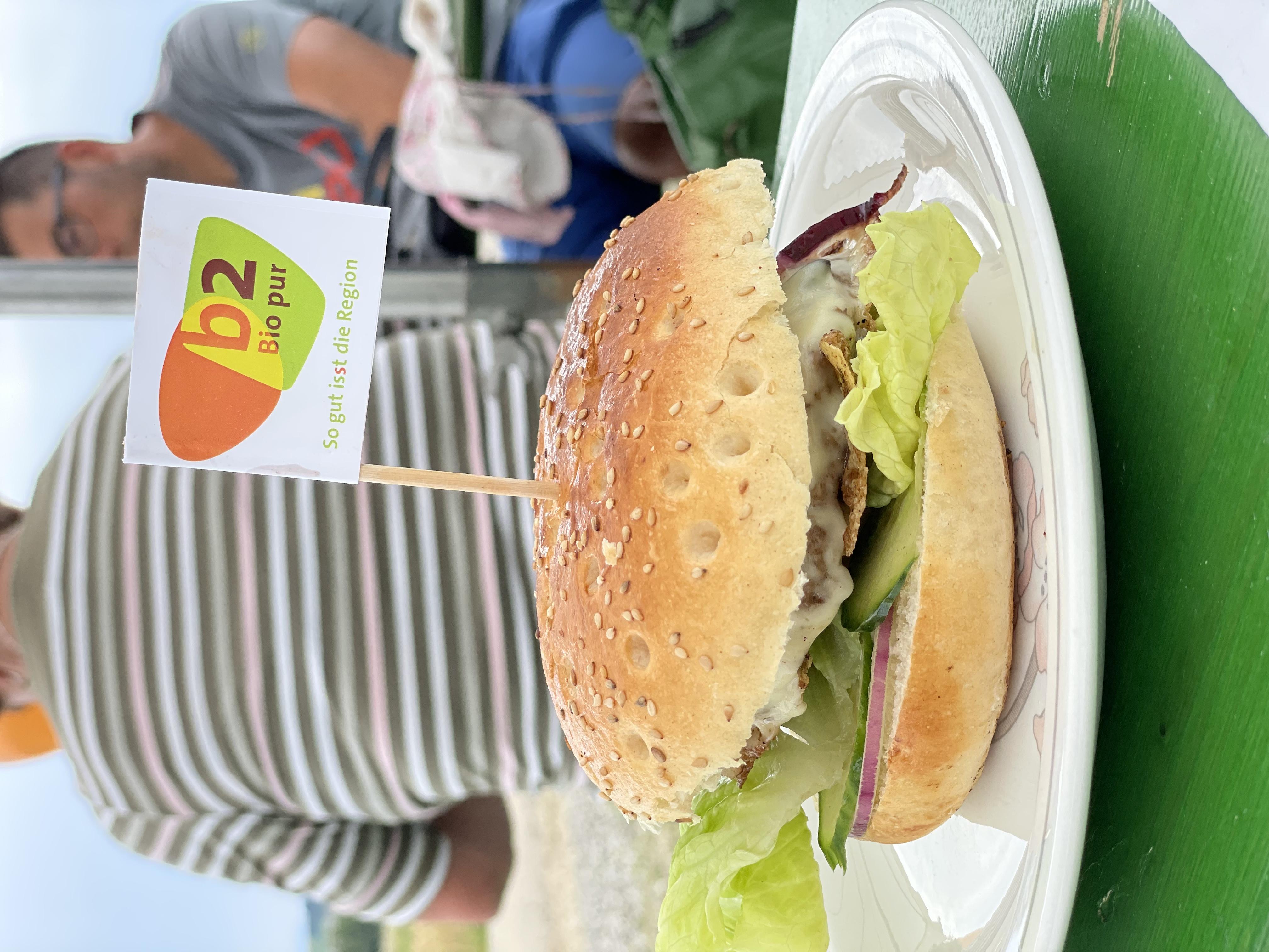 Bio-Burger